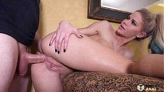SheDoesAnal - Jessa Rhodes Teaches Anal Sex To Her Friend With Some Roleplaying